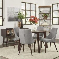 Modern Round Dining Room Sets modern round dining room sets | allmodern