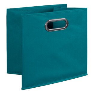 Best Reviews Foldable Fabric Storage Tote (Set of 12) ByRebrilliant