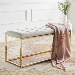 Bridport Bench by Everly Quinn 2019 Coupon