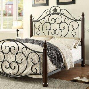 Craddock Panel Bed by Fleur De Lis Living