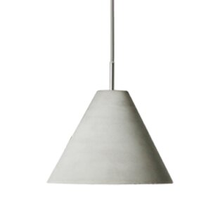 Seed Design Castle 1-Light Cone Pendant