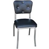 Retro Home Upholstered Dining Chair by Richardson Seating