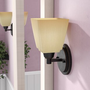Atami 1-Light Bath Sconce by Latitude Run