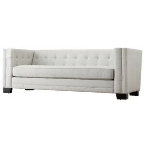 Rolland Square Tufted Sofa by Mercury Row
