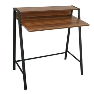 Gessner Modern 2 Tiers Writing Desk by Ebern Designs Wonderful