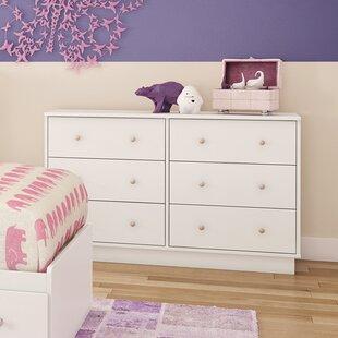 Cremont 6-Drawer Double Dresser