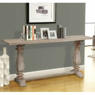 One Allium Way Pannell Console Table