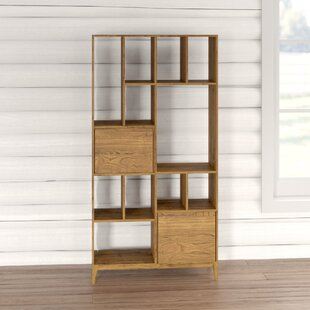 Karissa Bookcase By Union Rustic
