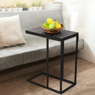 Burtrum End Table by Williston Forge