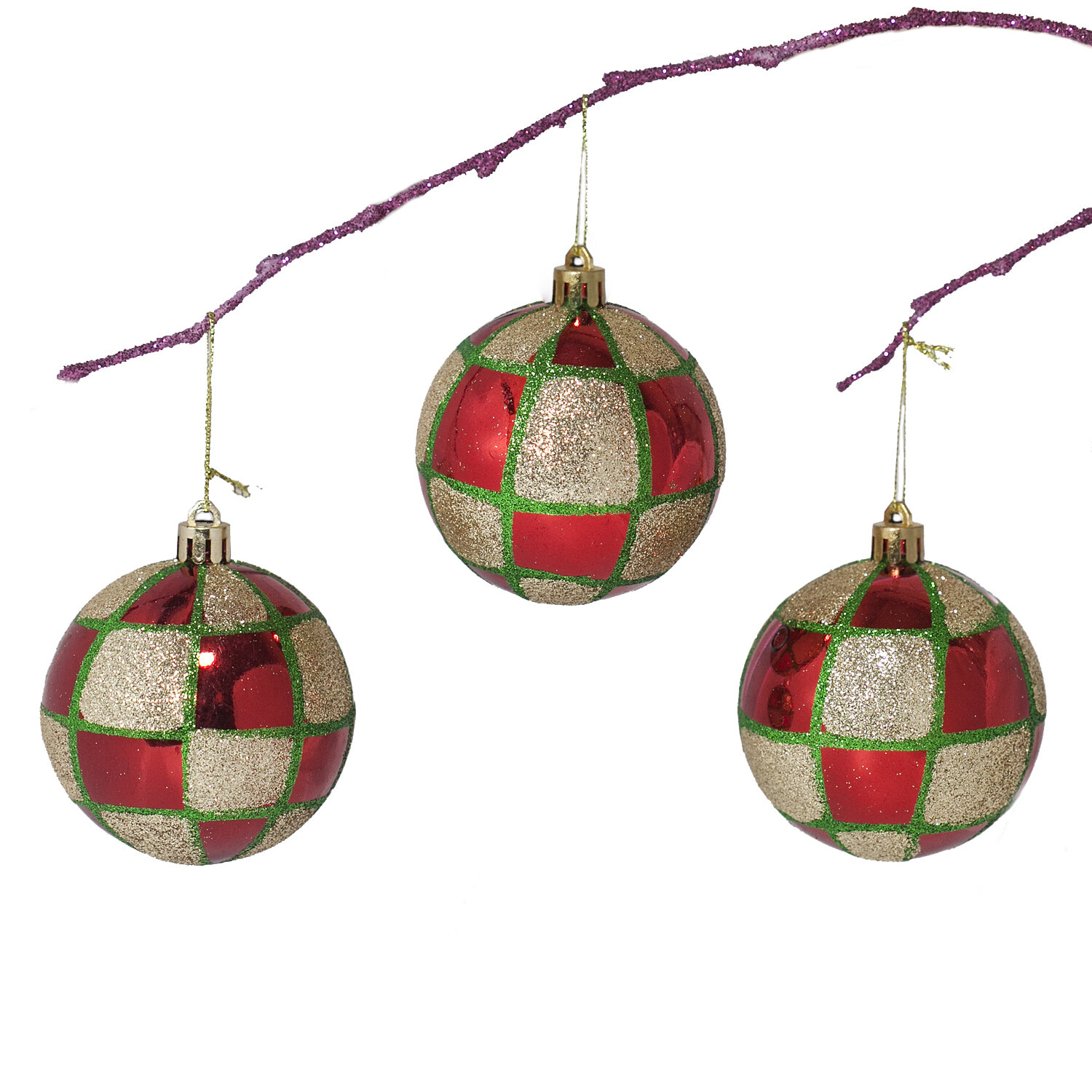 Large Outdoor Christmas Ball Ornaments You Ll Love In 2021 Wayfair