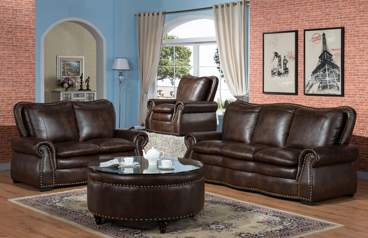 Marvelous American Heritage 2 Piece Living Room Set