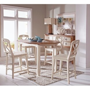 Millbrook 5 Piece Extendable Dining Table Set