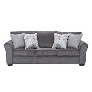 Derry Sleeper Sofa by Simmons Upholstery by Alcott Hill