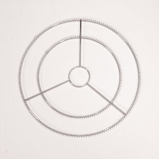 Waymon Metal Ring Riser For Chandeliers by House of Hampton