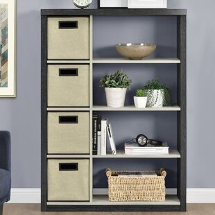 Latitude Run Magdalena Standard Bookcase