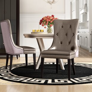 Markes Side Chair (Set of 2) Willa Arlo Interiors