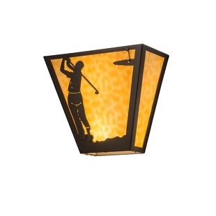 2-Light Flush Mount by Meyda T..