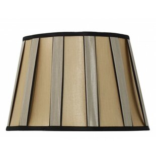 Gold lined black lampshade wayfair aloadofball Image collections