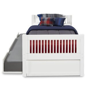 Isabelle Twin Platform Bed with Trundle
