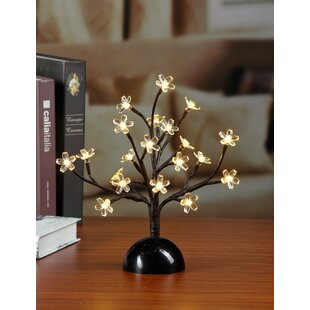 Lightshare Warm LED 20 Light Cherry Blossom Bonsai