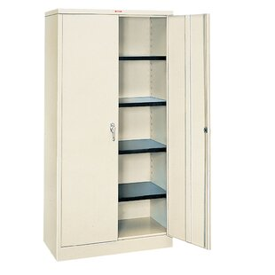 72 H x 36 W x 24 D Standard Storage Cabinet by Parent Metal Products