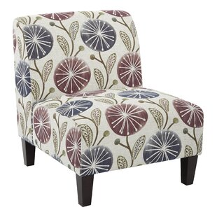 Shala Slipper Chair by World Menagerie
