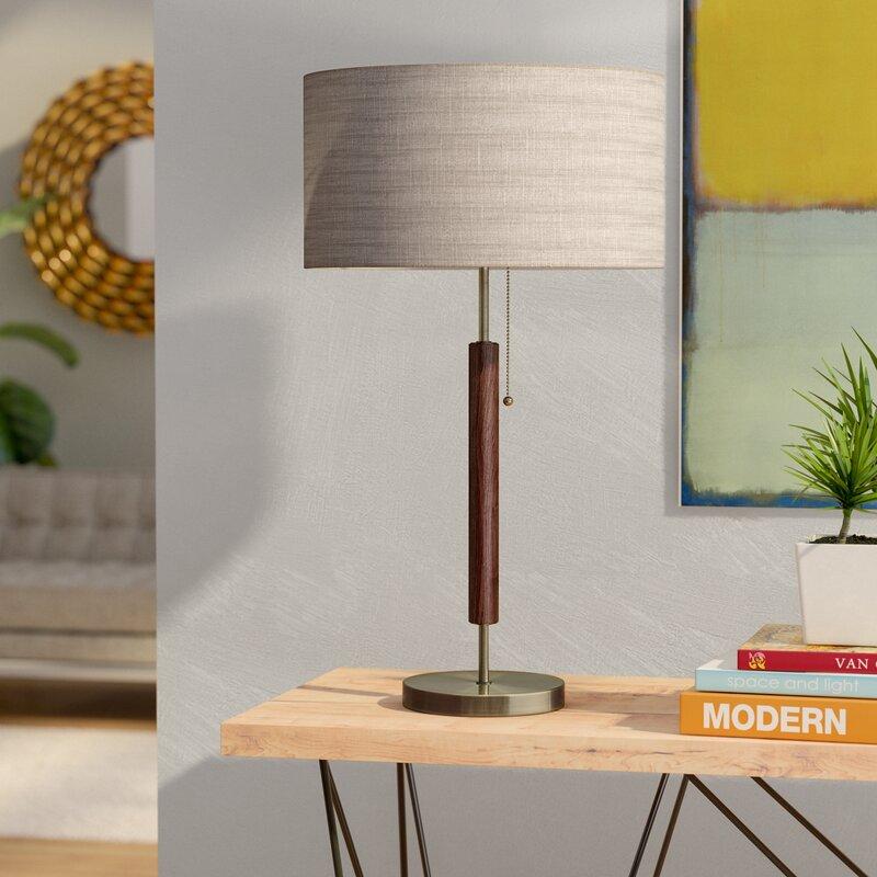 langley street hyannis 26 25 table lamp reviews wayfair