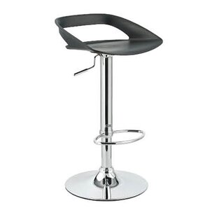 Chi Adjustable Height Swivel Bar Stool (Set of 2) by Vandue Corporation