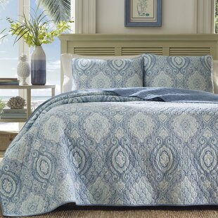 Turtle Cove Reversible Quilt Set
