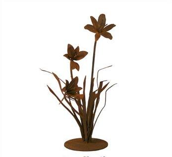 Lily Garden Statue