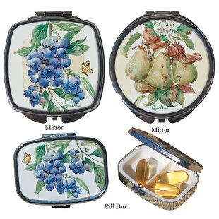 3 Piece Crotty Compact Mirror Set By August Grove