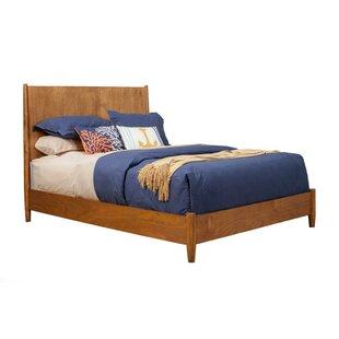 Ebbert Mid Century Panel Bed by Corrigan Studio