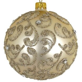 ball ornament set of 4