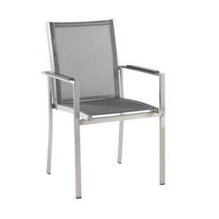Nina Stacking Garden Chair Image