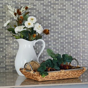 3 Piece Wicker Basket Set by Cole & Grey