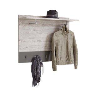 Coston Wall Mounted Coat Rack By Mercury Row