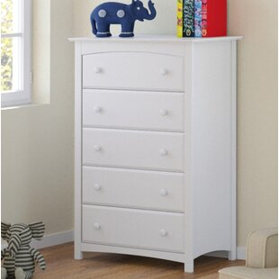 Buy luxury Kenton 5 Drawer Dresser by Storkcraft Reviews (2019) & Buyer's Guide
