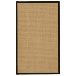 Atwell Natural Hand-Woven Beige Area Rug