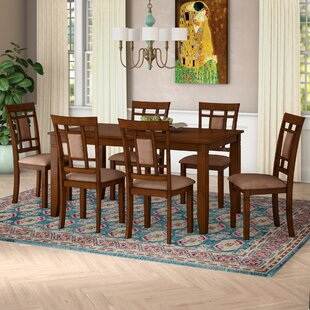 Ighli 7 Piece Dining Set