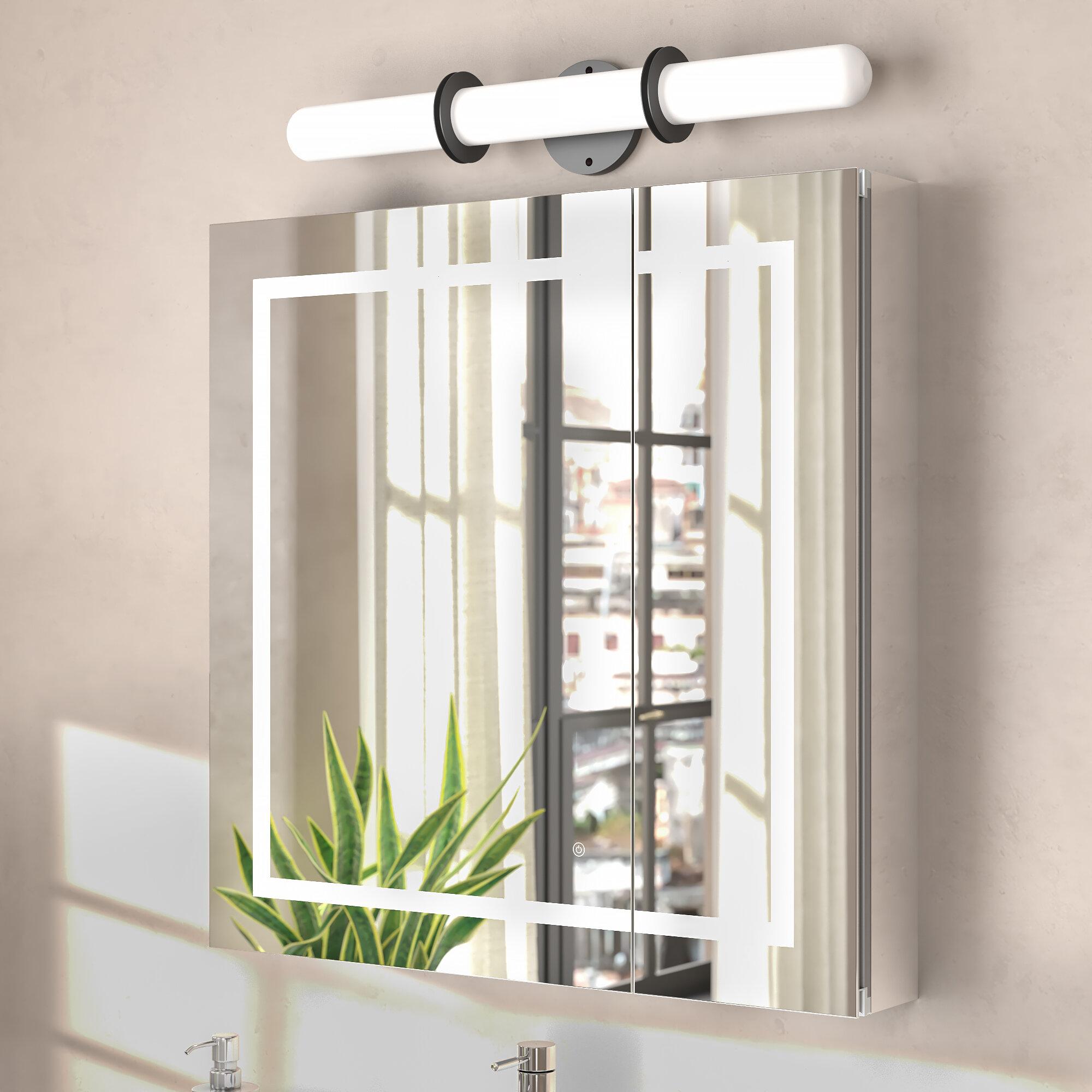 Wayfair Led Lighting Medicine Cabinets You Ll Love In 2021