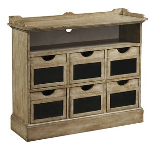 6 Drawer Drawer Chest by One A..