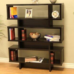 Geometric Bookcase by Mega Home