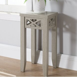 Antoinette End Table by Highland Dunes