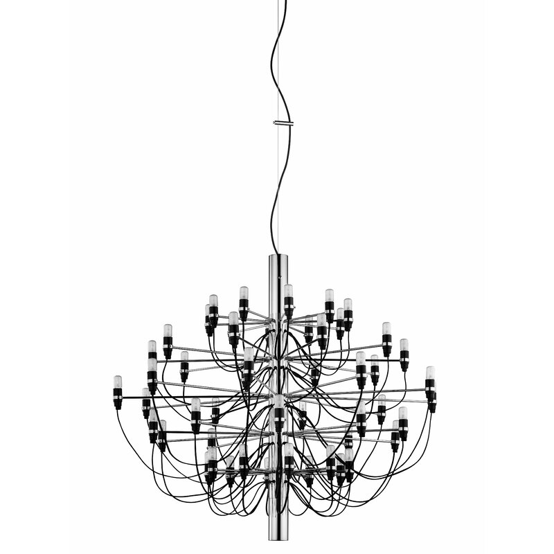 Flos 50 Light Chandelier Reviews