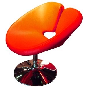 Ingle Swivel Papasan Chair