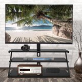 Floor Stand Mount for 32-65 Screens by Ebern Designs