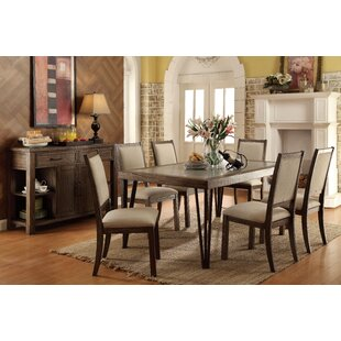 Suttons Side Chair (Set of 2) Canora Grey