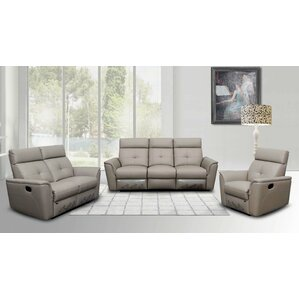 Alexia Configurable Living Room Set by Latitude Run