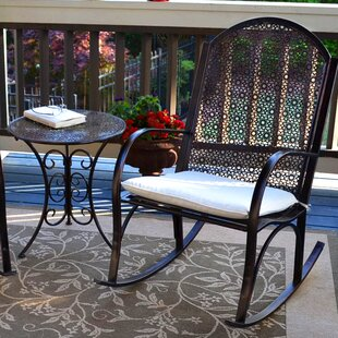 Alcott Hill Potomac Garden Rocking Chair