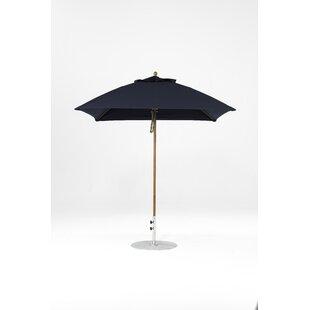 7.5' Square Market Umbrella by Frankford Umbrellas